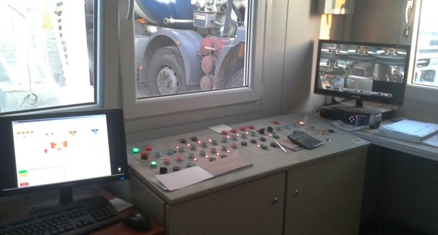 Komputerowy system sterowania węzłem betoniarskim